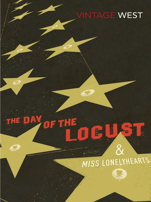 cover image of The Day of the Locust and Miss Lonelyhearts