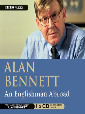 cover image of An Englishman Abroad