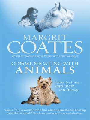 cover image of Communicating with Animals