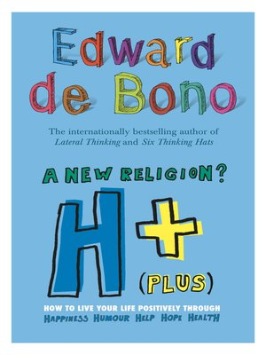 cover image of H+ (Plus) a New Religion?