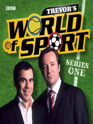 cover image of Trevor's World of Sport, Series 1