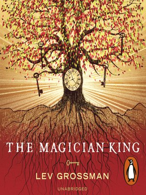 cover image of The Magician King