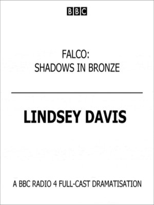 cover image of Falco   Shadows In Bronze