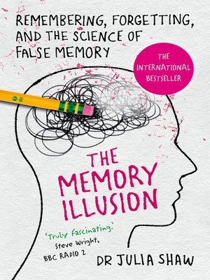 cover image of The Memory Illusion