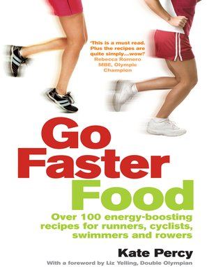 cover image of Go Faster Food