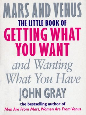 cover image of The Little Book of Getting What You Want and Wanting What You Have