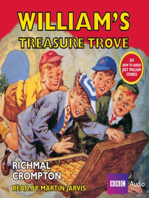 cover image of William's Treasure Trove