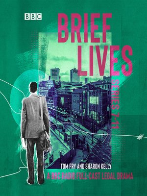 cover image of Brief Lives, Series 7-11
