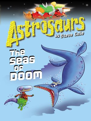 cover image of Astrosaurs 3