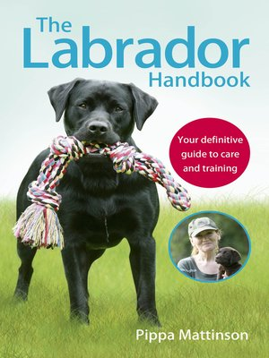 cover image of The Labrador Handbook