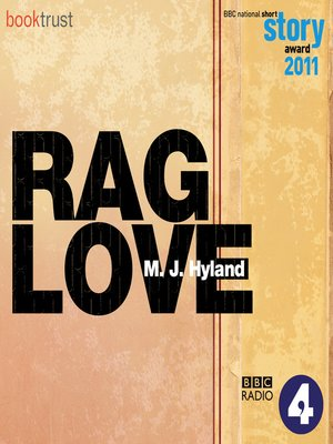 cover image of Rag Love