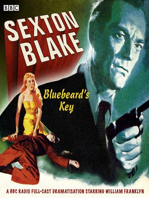 cover image of Bluebeard's Key