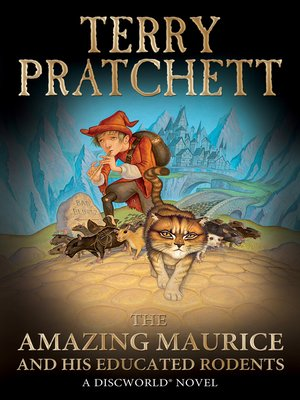 cover image of The Amazing Maurice and His Educated Rodents