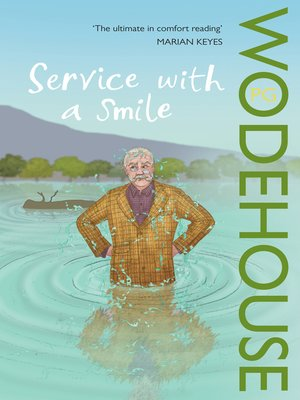 cover image of Service with a Smile