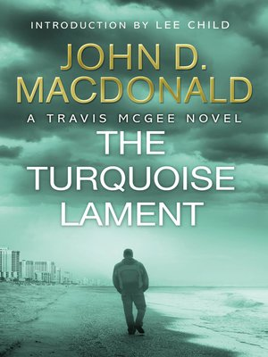 cover image of The Turquoise Lament