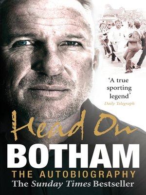 cover image of Head On--Ian Botham