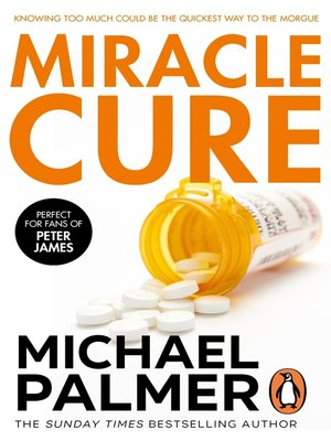 cover image of Miracle Cure