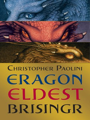 cover image of Eragon, Eldest, Brisingr