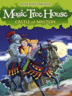 cover image of Castle of Mystery