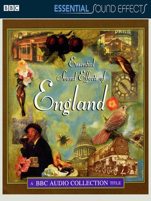 cover image of Essential England Sound Effects