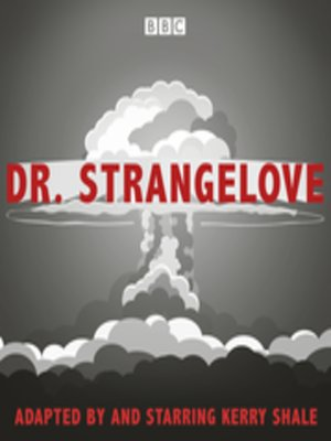 cover image of Dr Strangelove
