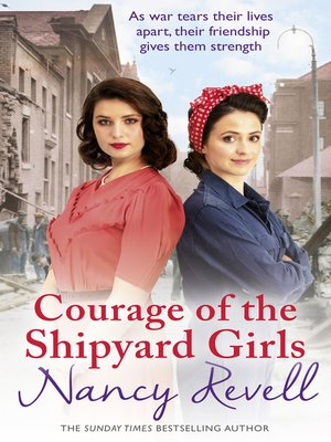 cover image of Courage of the Shipyard Girls