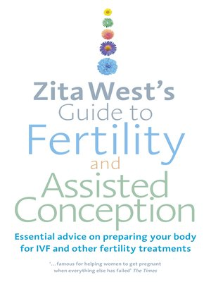 cover image of Zita West's Guide to Fertility and Assisted Conception