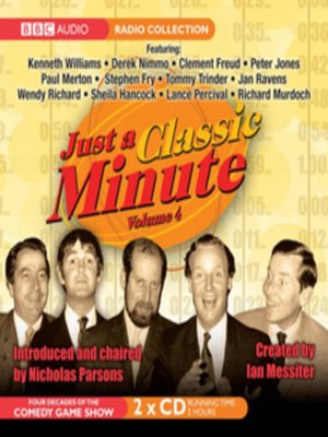 cover image of Just a Minute 4
