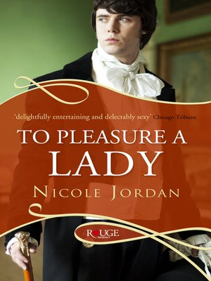cover image of To Pleasure a Lady