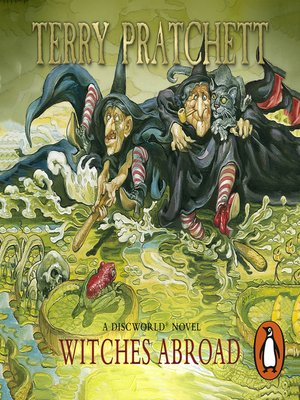cover image of Witches Abroad