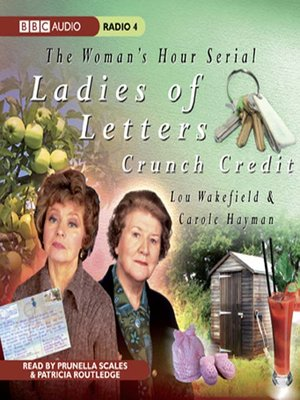 cover image of Ladies of Letters Crunch Credit