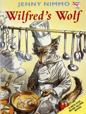 cover image of Wilfred's Wolf