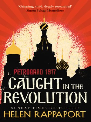 cover image of Caught in the Revolution
