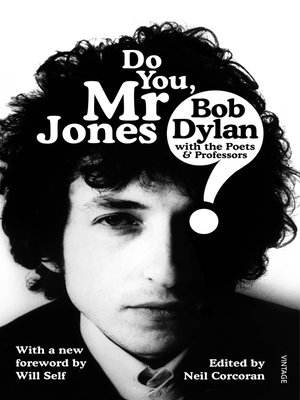 cover image of Do You Mr Jones?