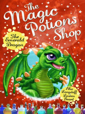 cover image of The Magic Potions Shop