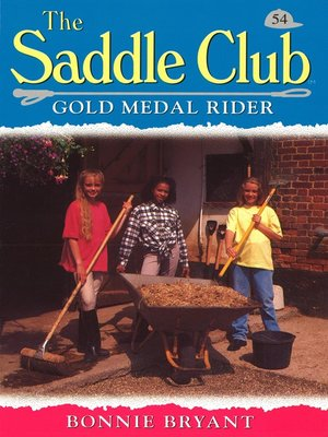 cover image of Gold Medal Rider