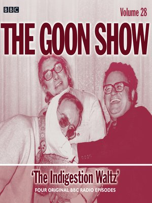 cover image of The Indigestion Waltz