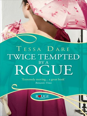 cover image of Twice Tempted by a Rogue