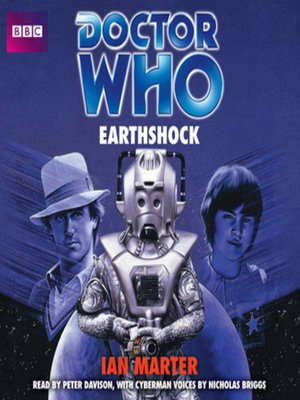 cover image of Doctor Who--Earthshock