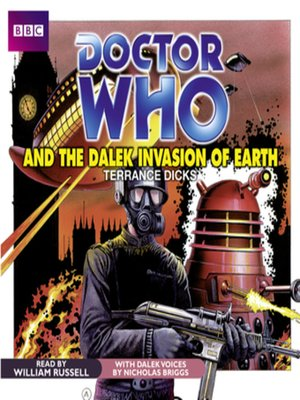 cover image of Doctor Who and the Dalek Invasion of Earth