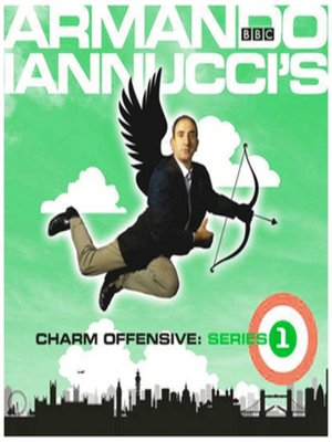 cover image of Armando Iannucci's Charm Offensive