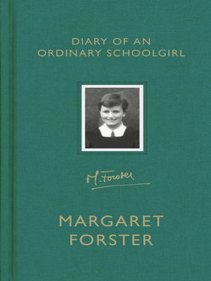 cover image of Diary of an Ordinary Schoolgirl