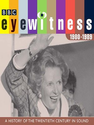 cover image of 1980 - 1989