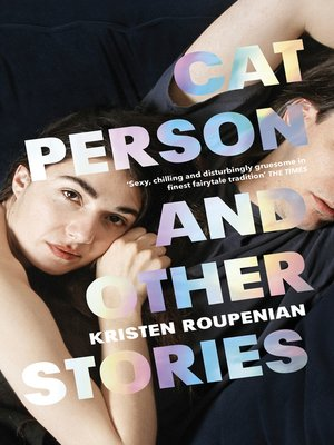 cover image of Cat Person and Other Stories