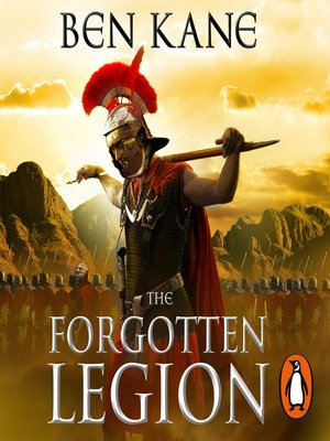 cover image of The Forgotten Legion