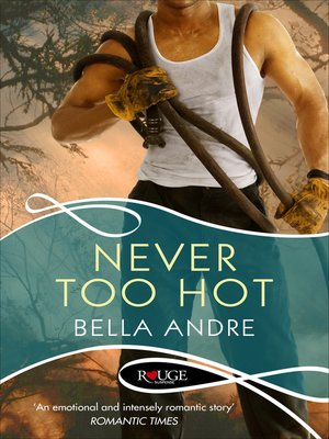 cover image of Never Too Hot