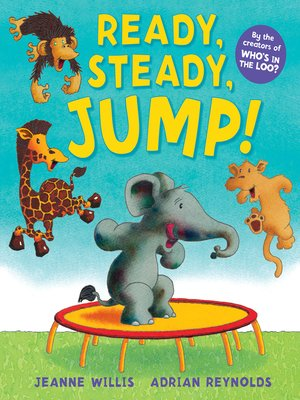 cover image of Ready, Steady, Jump!