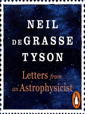 cover image of Letters from an Astrophysicist