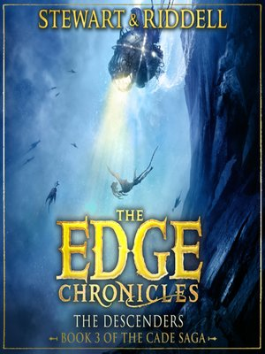 cover image of The Descenders: Third Book of Cade