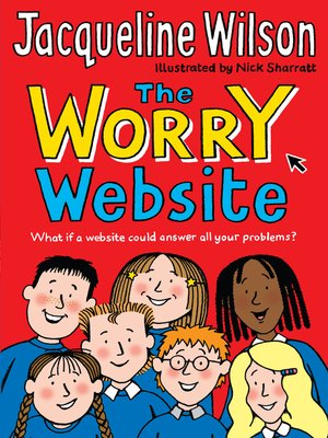cover image of The Worry Website